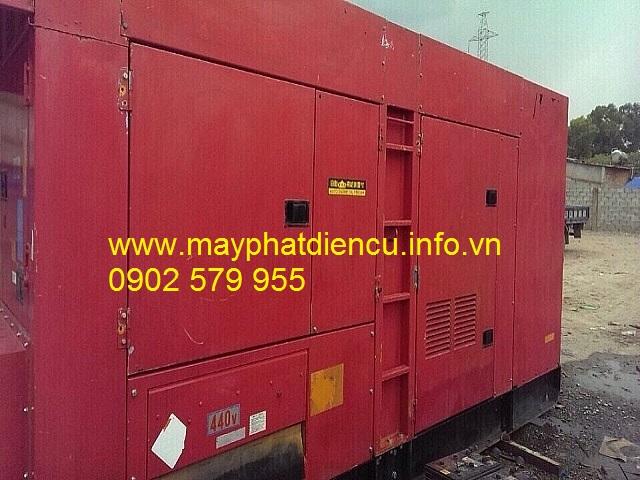 may phat dien cong nghiep 700kva